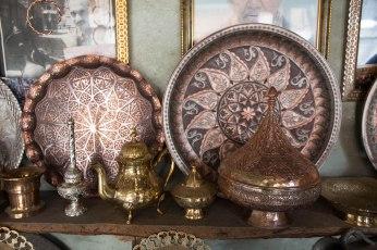24 copper ware